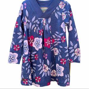 Tea collection floral dress